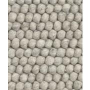 Peas tapijt Lichtgrijs - 200 x 300 cm