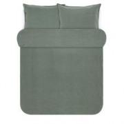 Senja Duvet Cover - Green - 260 x 220 cm