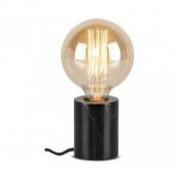 Athens tafellamp Zwart - ø 7,5 x 10 cm
