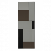 M Floor Mirror Rectangular - 200 x 70 x 4 cm