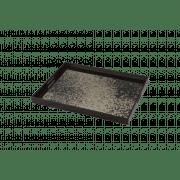 Heavy Aged Bronze Mirror Tray - Heavy Aged - 61 x 46 x 5 cm