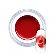 Aquarell Effect Red