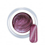 Cat-Eye Metallic Violett
