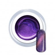 Cat-Eye Metallic Lavender
