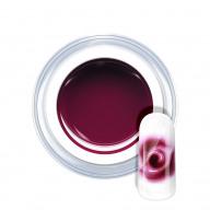 Aquarell Effect Bordeaux