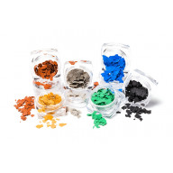 Mica Flakes Mix Bold