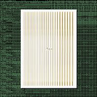 Nail Art Strips Gold