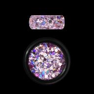 Holo Glitter Mix Rose