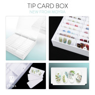 Tip Card Display Box