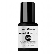 Mani Q Matte Top Coat 15ml