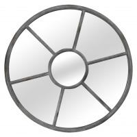 PALACE - miroir - métal - DIA 85 cm