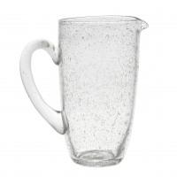 VICTOR Pitcher - clear - 1100ml  - glass - DIA 12,5 x H 20,5 cm
