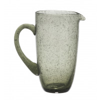 VICTOR - VICTOR Pitcher - grey - 1100ml  - glass - DIA 12,5 x H 20,5 cm