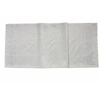 EMILIE - dble set - coton/lurex - 42x140 cm