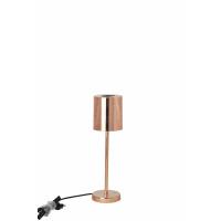 BOOP - lampe + AJ - métal - cuivre - PM - Ø11x37