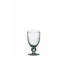 VICTOR - VICTOR - white wine glass - light green - glass - DIA 9 x H 15 cm - light green
