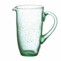VICTOR - VICTOR - pichet - vert clair - verre - DIA 18 x H 20,5 cm - vert pâle