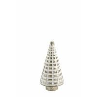 SKOV - kerstboom - glas - DIA 15 x H 33 cm