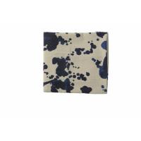 TARA - nappe - coton stone washed - navy - 250 x 160 cm