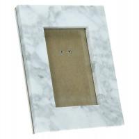 FINN - photo frame - marble - M - 17x2,5x22cm