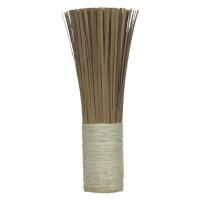 SEIYO - small broom - bamboo/ rattan - natural - S - DIA 4,5 x 21cm
