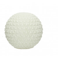 BE PURE - lighting diamond ball - kunststof - DIA 12 x H 12 cm