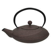 ZEN - tea pot - cast iron - L 23 x W 19 x H 10 cm