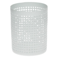 LACE - hurricane - porcelain - DIA 7,5 x H 9,2 cm