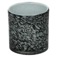 LORCA - t/light - glass - DIA 10 x H 10 cm - grey