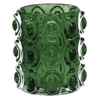 CHIC-T/light-Verre-Vert- dia 10 x 11 cm