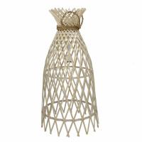 IRENE - lamp - bamboo / rope - DIA 32,5 x H 60 cm - natural