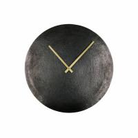 JIVE - horloge - aluminium / métal - DIA 38 cm - noir