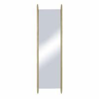HOOX - spiegel - eik - L 47,5 x W 3,5 x H 170 cm - naturel