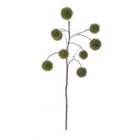 CHESTNUT - châtaigne - synthétique - H 76 cm
