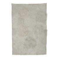 ESTELLE - tapijt - katoen - L 230 x W 160 cm - beige