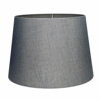 MADISSON  - lampshade -  - DIA 50 x H 40 cm - blue