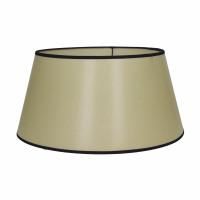 RAKKO - lampshade - brown/black - E27 - Ø40x30x20 cm