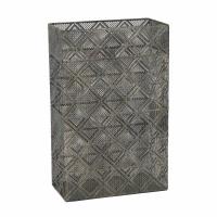 ARIDA - porte-parapluie - métal - L 40 x W 20 x H 63 cm - gris vert