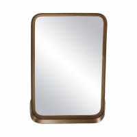 FINESSE - spiegel - ijzer / spiegelglas - L 42 x W 10 x H 61 cm - mix van kleuren