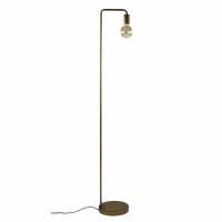 JAY - vloerlamp - metaal - L 25 x W 25 x H 150 cm - goud