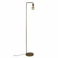 JAY - floor lamp - metal - L 25 x W 25 x H 150 cm - gold