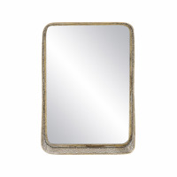 FILOU - mirror - metal / mirror glass - L 36 x W 14 x H 51 cm - gold