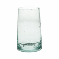MIRA - long drink glass - glass - L 6 x W 6 x H 12 cm - clear