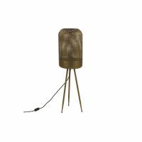 DETA - floor lamp - zinc - DIA 22 x H 75 cm - gold
