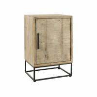 DURBAN  - cupboard - pine - L 55 x W 40 x H 85 cm - natural