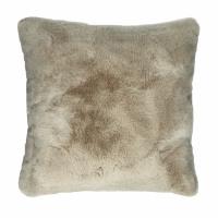 FLUF - coussin - acrylique / polyester - L 45 x W 45 cm - blanc cassé