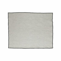 CHAMBRAY - set/4 placemats - lin / coton - L 33 x W 48 cm - naturel