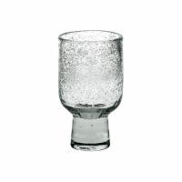 STÈLE - wijnglas - glas - DIA 7,2 x H 12 cm  - transparant