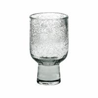 STÈLE - wijnglas - glas - DIA 7,5 x H 13 cm  - transparant