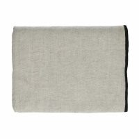CHAMBRAY - nappe - lin / coton - L 250 x W 150 cm - naturel